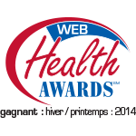 healt award winner 2014