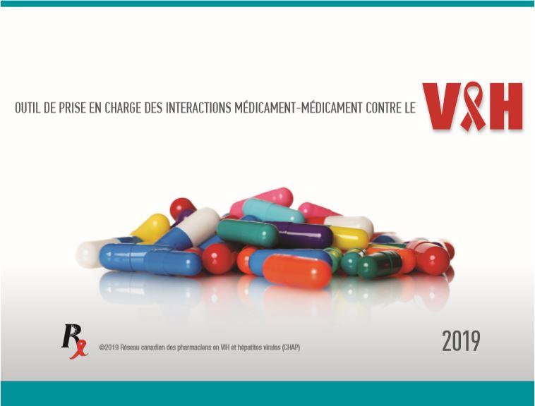 Outil prise en charge des interactions médicament-médicament VIH 2019